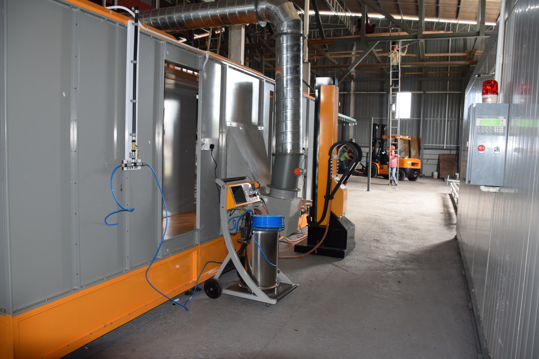 powder coating plant in Malaysia 13