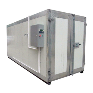 Batch Powder Coating Oven for Sale
