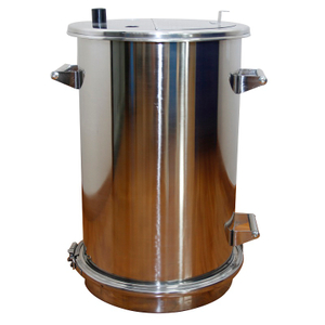 Stainless Steel Powder Coating Fiuidizing Hopper