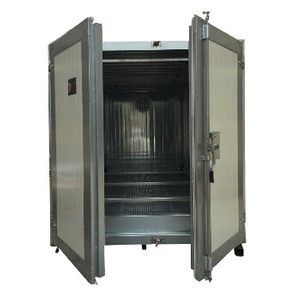 Batch Powder Coating Gas Oven