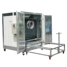 Electric Powder Coating Baking Oven